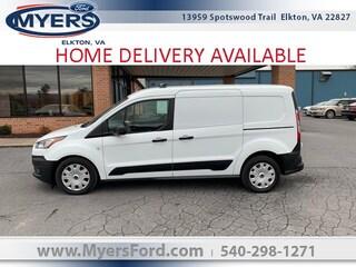 2020 Ford Transit Connect XL LWB w/Rear Symmetrical Doors Van Cargo Van