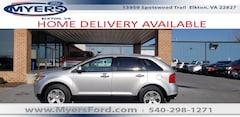 2011 Ford Edge 4dr SEL AWD SUV