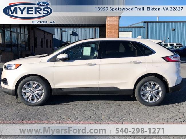 2019 Ford Edge Titanium AWD SUV