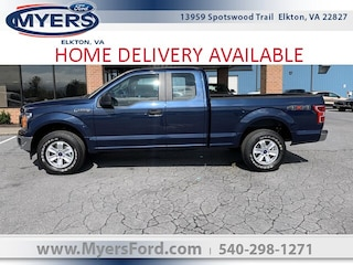 2020 Ford F-150 XL 4WD Supercab 6.5 Box Truck SuperCab Styleside