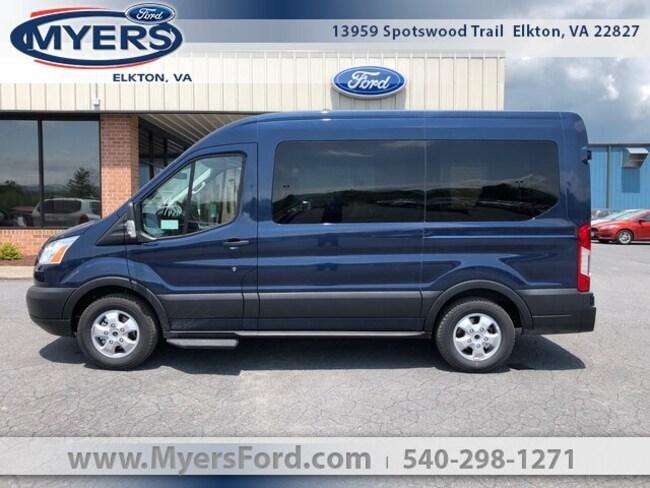 2019 Ford Transit-150 XLT Wagon Medium Roof Passenger Van