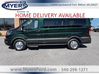 2020 Ford Transit-150 Passenger T-150 130 Low Roof XLT AWD Wagon Low Roof Van