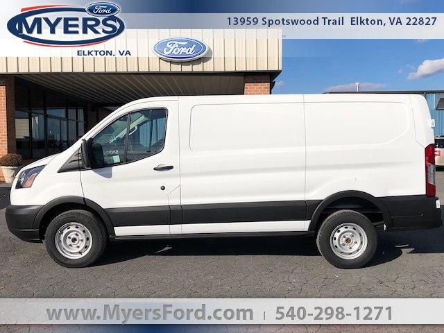 2019 Ford Transit-250 T-250 130 Low Rf Swing-Out RH Dr Van Low Roof Cargo Van