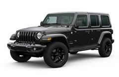 2020 Jeep Wrangler UNLIMITED SAHARA ALTITUDE 4X4 Sport Utility