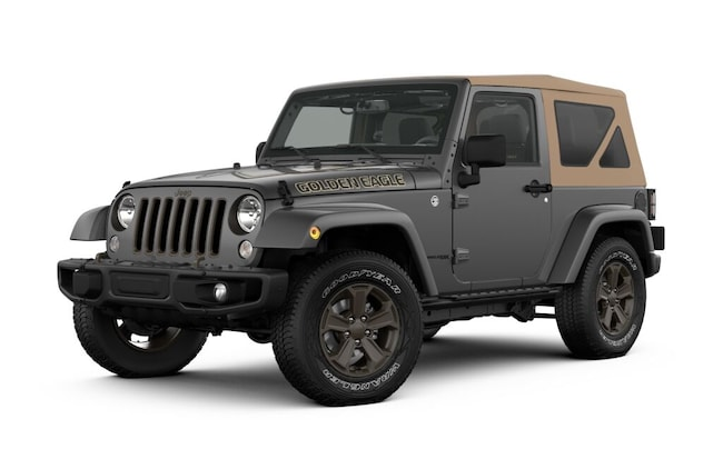 New 2018 Jeep Wrangler JK GOLDEN EAGLE 4X4 Sport Utility for sale in Salinas, CA