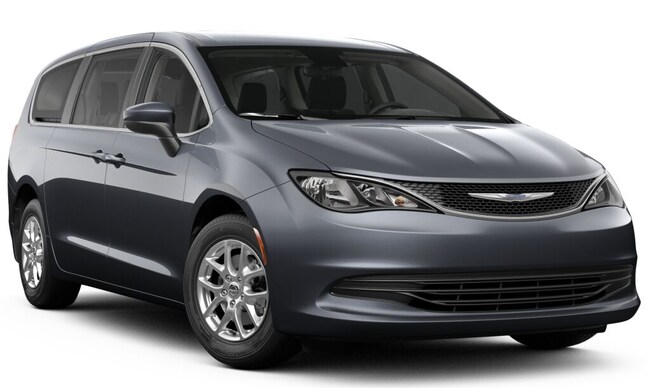 New 2019 Chrysler Pacifica LX Passenger Van for sale in Salinas, CA