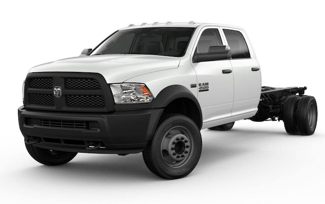 New 2018 Ram 4500 TRADESMAN CHASSIS CREW CAB 4X4 197.4 WB Crew Cab for sale in Salinas, CA