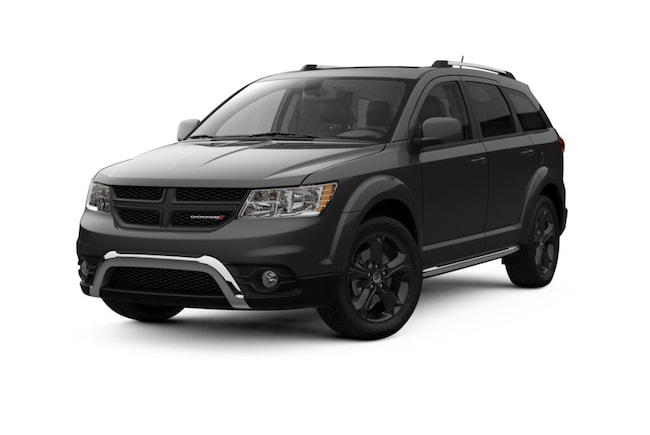 New 2018 Dodge Journey CROSSROAD AWD Sport Utility for sale in Salinas, CA