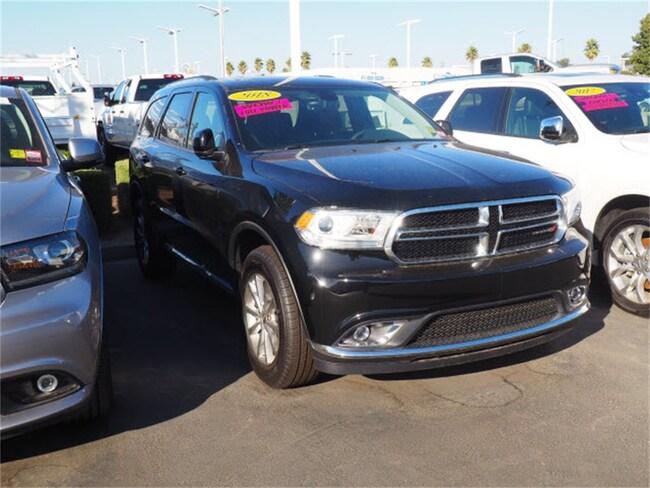 New 2018 Dodge Durango SXT PLUS AWD Sport Utility for sale in Salinas, CA