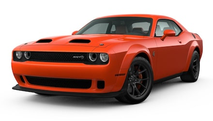 2021 Dodge Challenger SRT HELLCAT REDEYE WIDEBODY Coupe