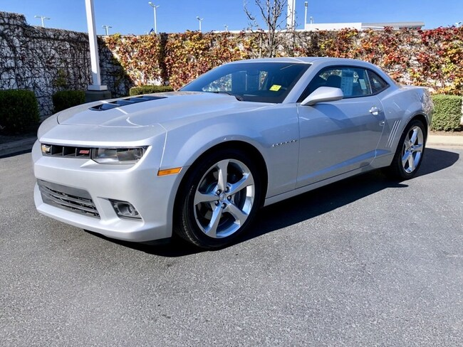 Useds 2015 Chevrolet Camaro SS w/2SS Coupe for sale in salinas, ca
