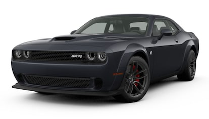 New 2018 Dodge Challenger Srt Hellcat Widebody In