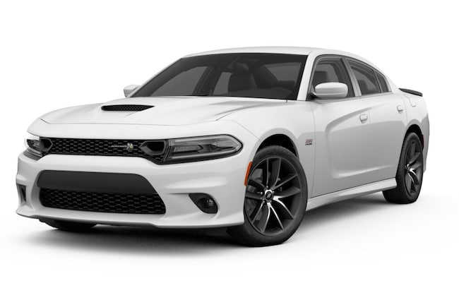New 2019 Dodge Charger SCAT PACK RWD Sedan for sale in Salinas, CA
