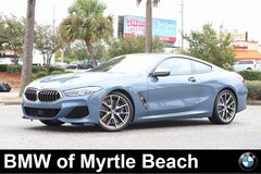 2019 BMW 8 Series M850i xDrive Coupe