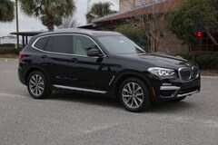 New 2019 BMW X3 Sdrive30i SUV Myrtle Beach South Carolina