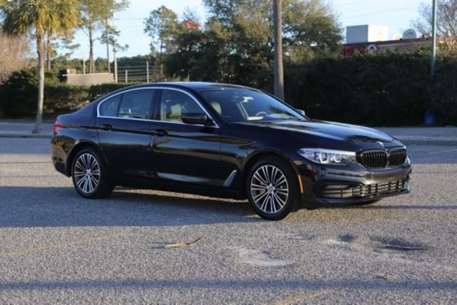New 2019 BMW 5 Series 530i Sedan In Myrtle Beach