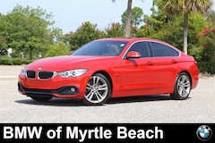 2016 BMW 4 Series 428i Gran Coupe Hatchback