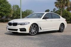 2019 BMW 5 Series 540i Sedan