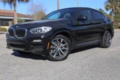 New 2019 BMW X4 Xdrive30i SUV Myrtle Beach South Carolina