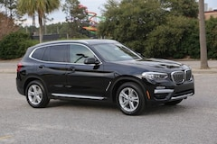 New 2019 BMW X3 Xdrive30i SUV Myrtle Beach South Carolina