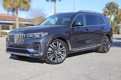 New 2019 BMW X7 Xdrive40i SUV Myrtle Beach South Carolina