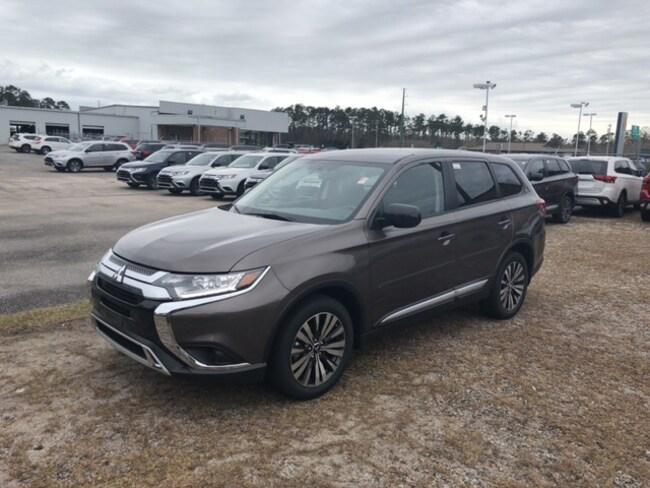 New 2019 Mitsubishi Outlander ES CUV For Sale/Lease Myrtle Beach, SC