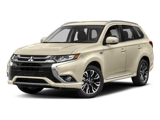 New 2018 Mitsubishi Outlander PHEV GT CUV For Sale/Lease Myrtle Beach, SC