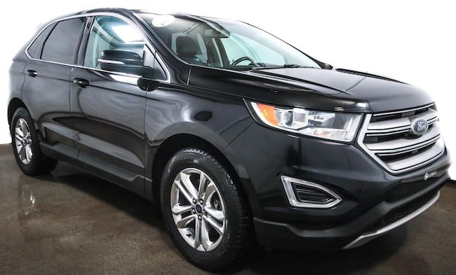 2016 Ford Edge SEL AWD CUIR, CAMÉRA DE RECUL, NAVIGATION. SUV