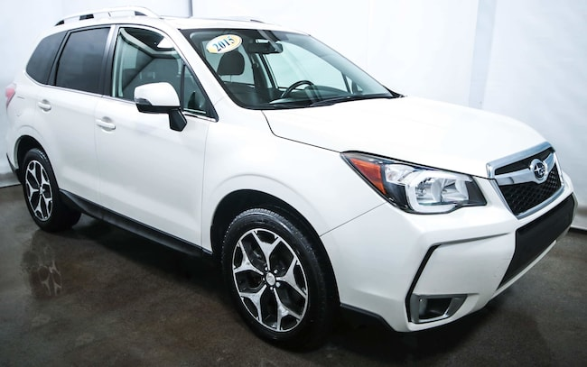 2015 Subaru Forester 2.0XT LIMITED TOIT OUVRANT CUIR SUV