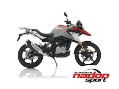 2018 BMW G310GS ROUGE COURSE