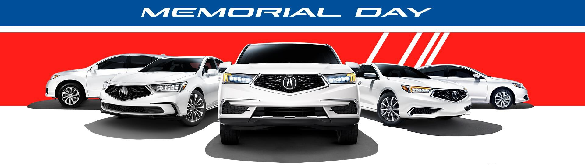 Memorial Day Speicals | Save on Memorial Day at Nalley Acura