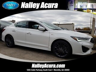 2019 Acura ILX with Technology and A-Spec Packages Sedan