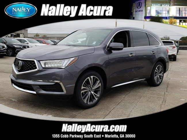 2019 Acura MDX with Technology and Entertainment Packages SUV