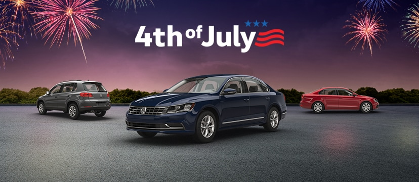 VW July 4th Event