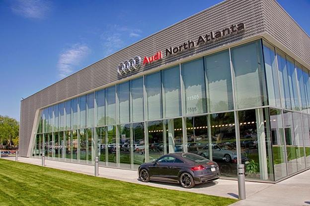 Audi Of Atlanta >> Why Buy From Audi North Atlanta Audi Dealership In Atlanta