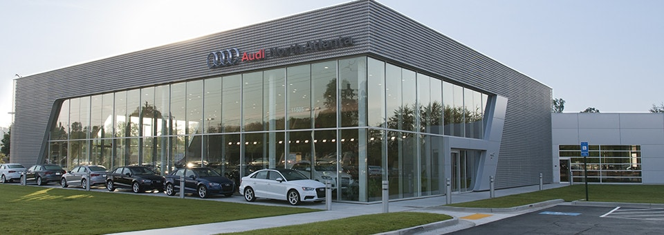 Audi Of Atlanta >> Atlanta Audi Dealership Audi North Atlanta New Audi Dealer Ga