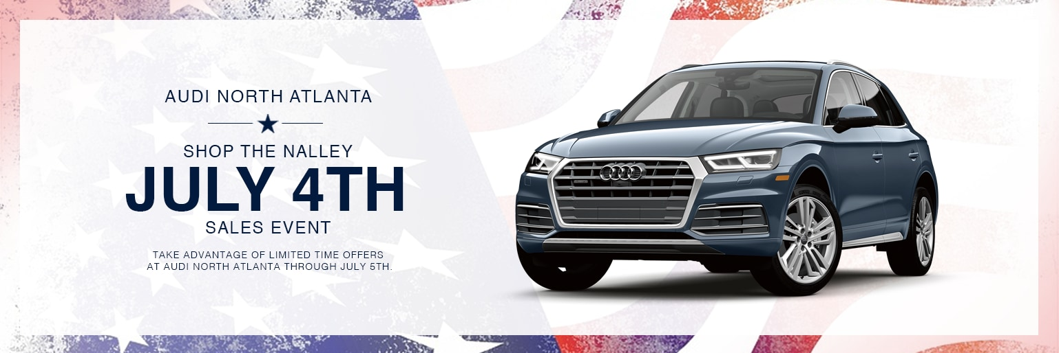 Audi North Atlanta | New Audi dealership in Roswell, GA 30076