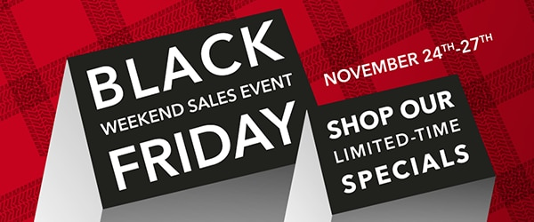 Audi Black Friday Offers