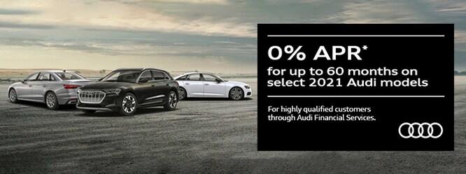 Audi Special Financing Atlanta