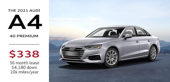 2021 Audi A4 Special Atlanta