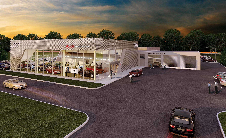 Audi Of Atlanta >> Audi North Atlanta New Audi Dealership In Roswell Ga 30076