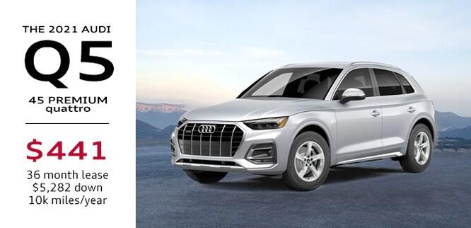 2021 Audi Q5 Lease Special Atlanta
