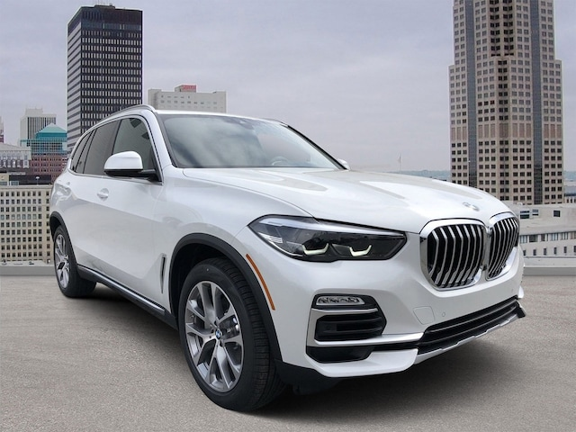 2019 BMW X5 xDrive40i SAV in [Company City]