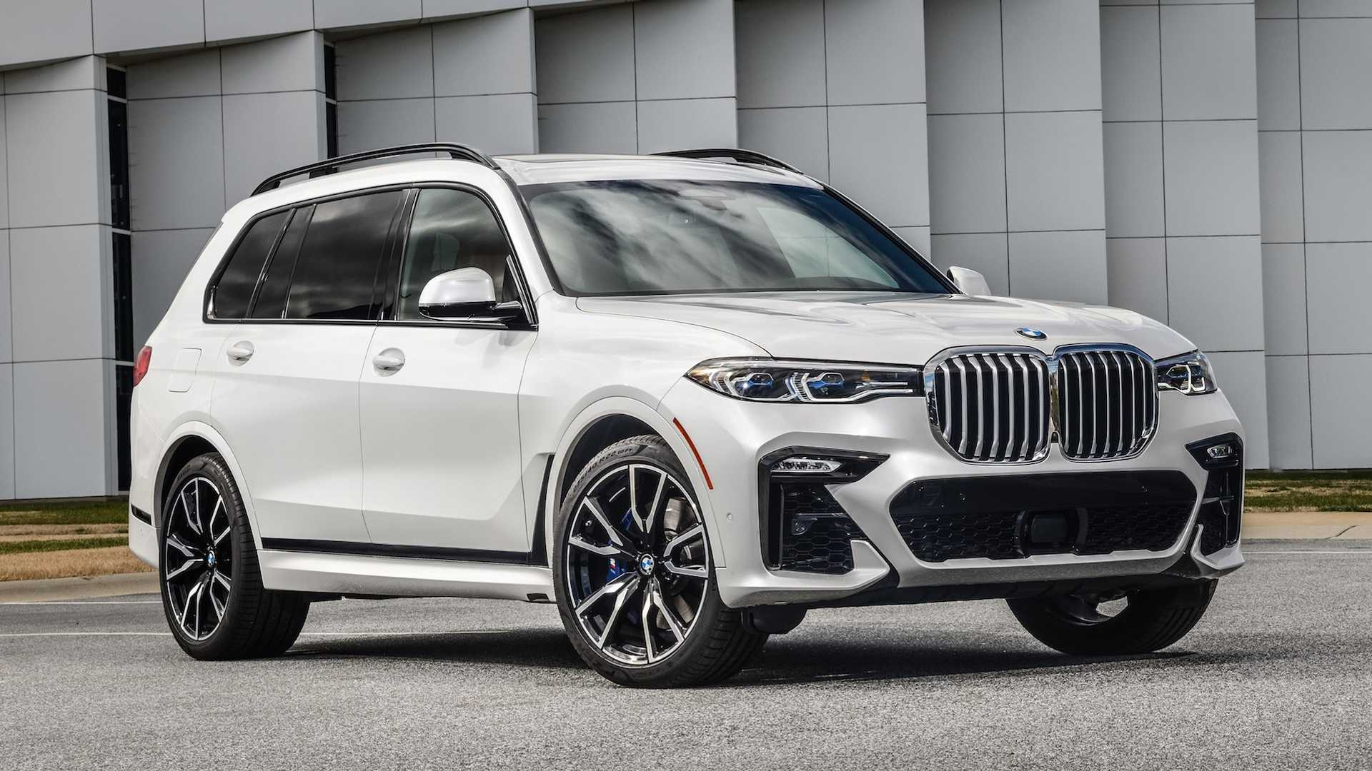 Meet the All-New BMW X7 | Nalley BMW of Decatur