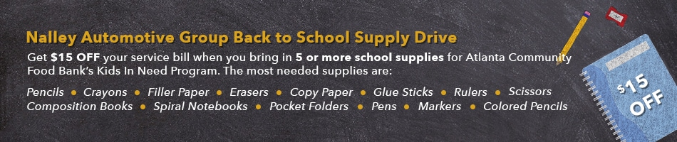 ACFB School Supply Drive