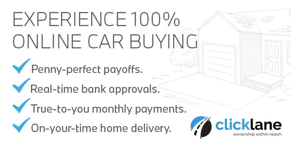 Clicklane Online Car Buying