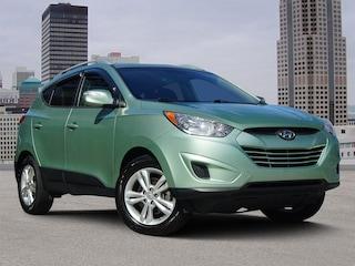 2012 Hyundai Tucson GLS (A6) SUV