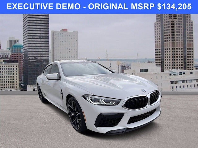 2021 BMW M8 Gran Coupe in [Company City]