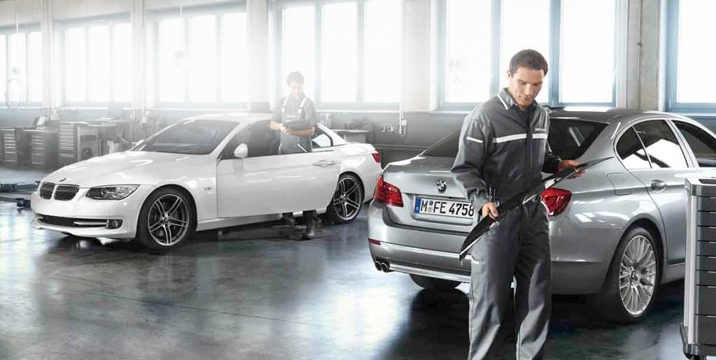 Customer Preferred Service   BMW Dealership Service   BMW Service ...