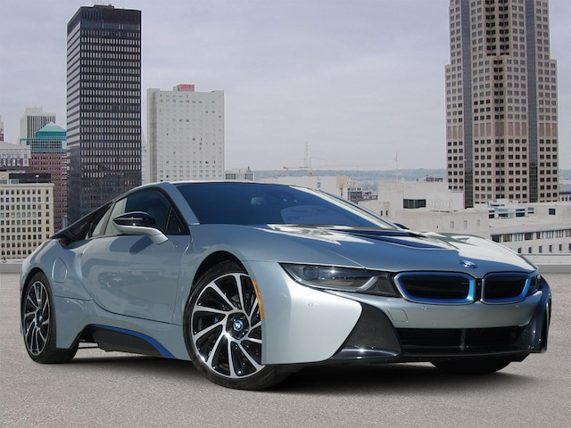 Used 2014 BMW i8 Coupe in Houston